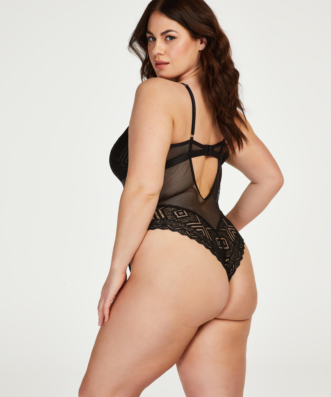 Body Jerrine I AM Danielle, sort, main
