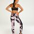 HKMX regular waist sport legging level 2, sort
