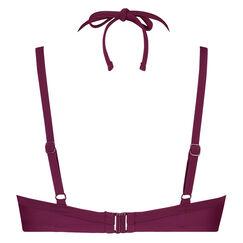 Amanda Queen formstøbt bøjle-bikinitop, lilla