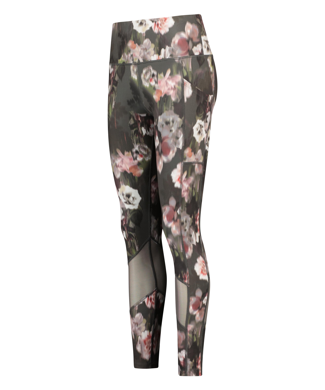 HKMX Oh My Squat-leggings med høj talje, Grå, main