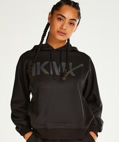 HKMX hættetrøjesweater Ruby, sort