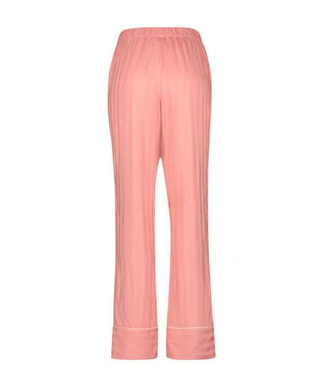 Pyjamasbukser Woven, pink
