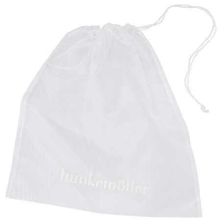 Stor vaskepose, hvid