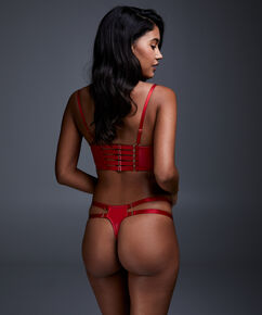 Kennedy g-streng, rød