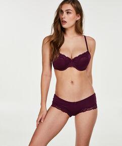 Secret Lace shorts, lilla