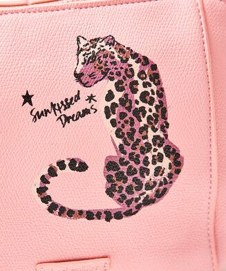 Desert Panter makeuptaske, pink