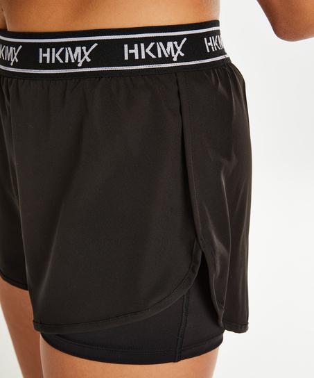 HKMX sportshorts, sort