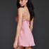 Natkjole Satin Holly, pink