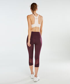 HKMX High Waisted capri level 2, lilla