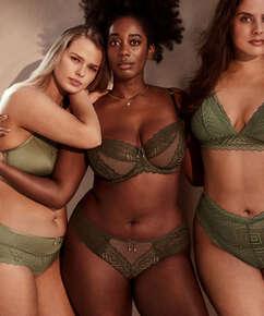 Brasiliansk trusse Rabella I AM Danielle, grøn