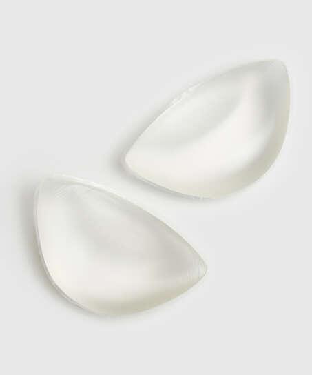 Max Gel pushup-indlæg, hvid