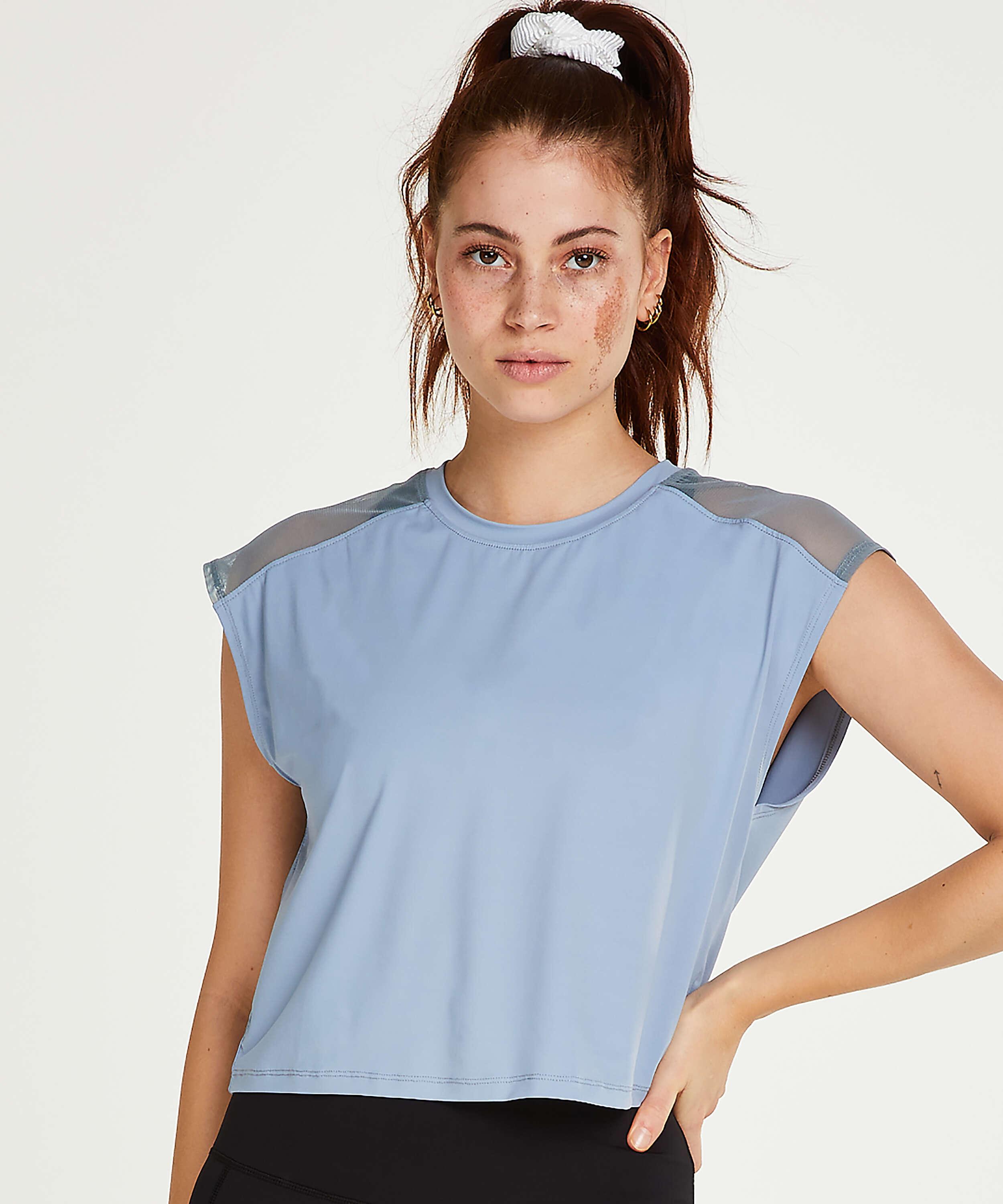 HKMX Sport T-shirt Joya, blå, main