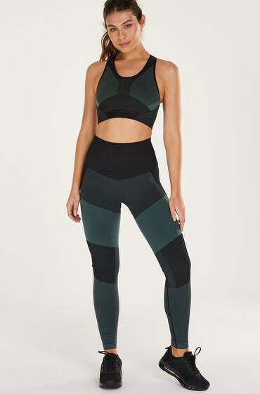 Hunkemöller HKMX The Motion-leggings med høj talje grøn