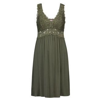 Modal Lace natkjole, grøn