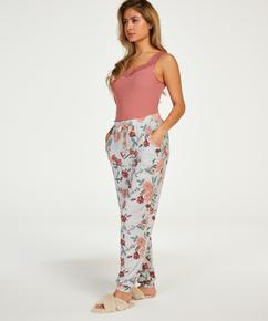 Petite Jersey pyjamasbukser, Grå