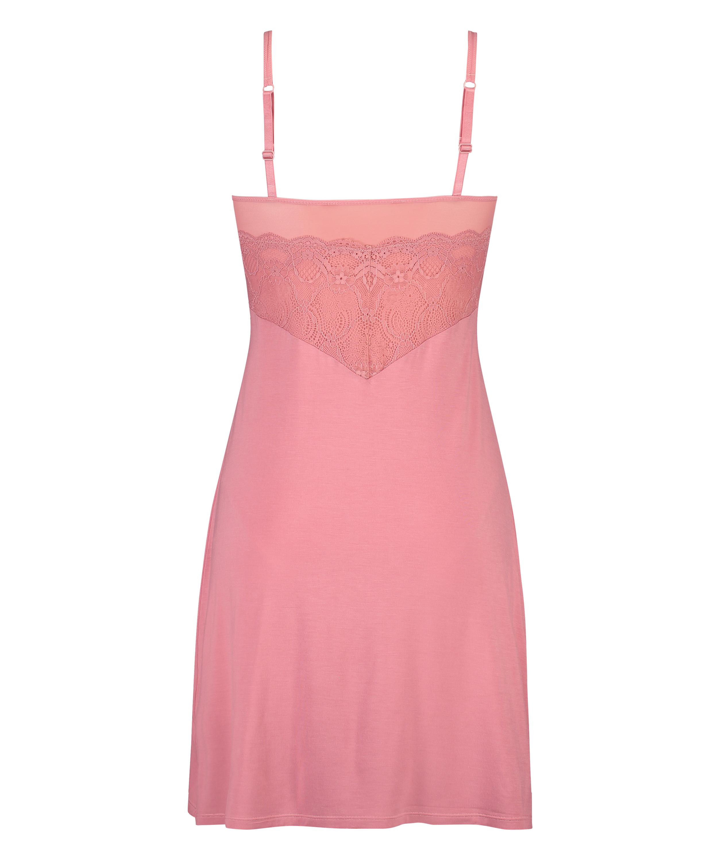 Jersey Coco natkjole, pink, main