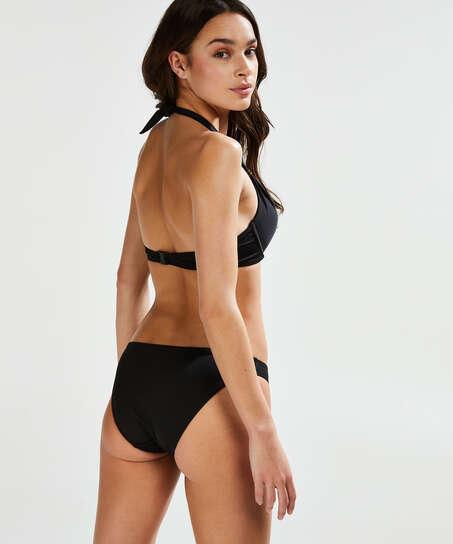 Sunset Dream formstøbt pushup-bikinitop Størrelse A - E, sort