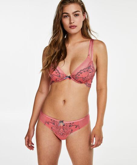 Roberta ikke-formstøbt bøjle-bh, pink