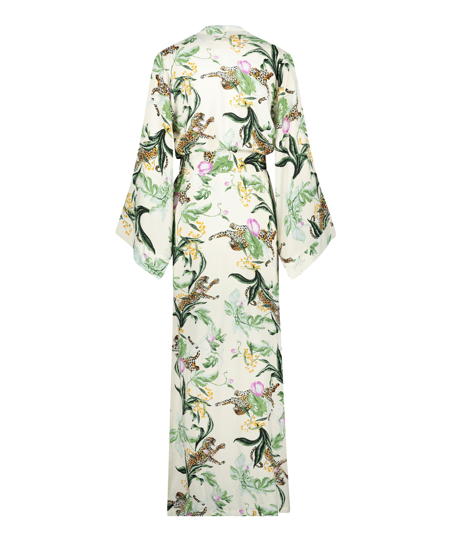 Lang kimono Leo, pink, main