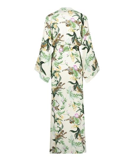 Lang kimono Leo, pink