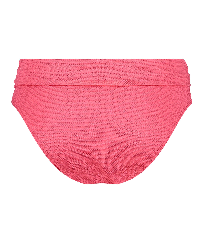 Høj bikinitrusse Ruffle Dreams, pink, main