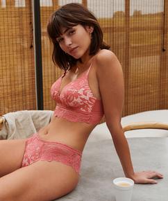 Shiloh brasiliansk trusse, pink
