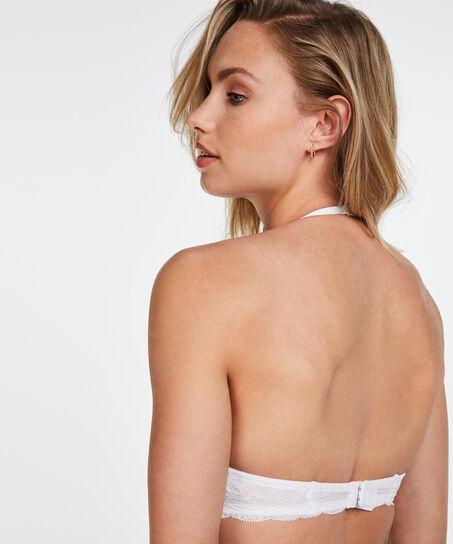 Angie formstøbt pushup-bøjle-bh, hvid