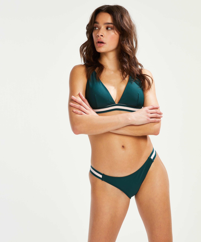 Rio bikinitrusser Pinewood, grøn, main
