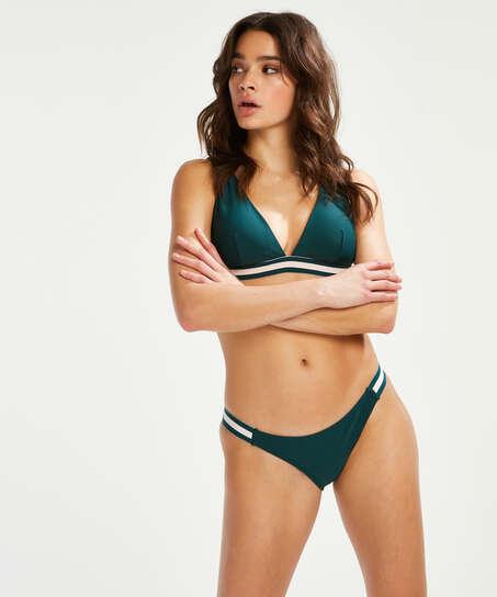 Rio bikinitrusser Pinewood, grøn