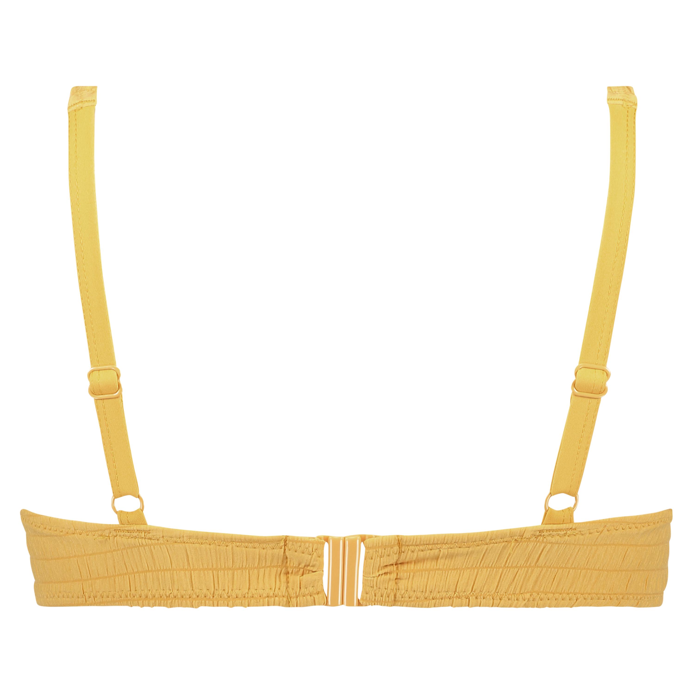Bikini Croptop Goldenrod, gul, main