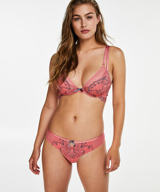 Roberta g-streng, pink