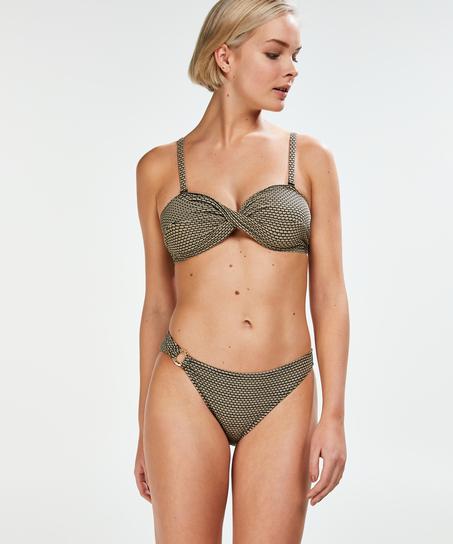 Bikinitrusse Fango, Brown