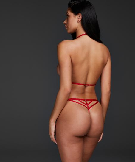 Body Salem, rød
