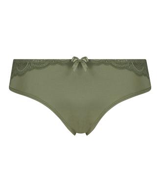Brasilianske shorts Gina, grøn