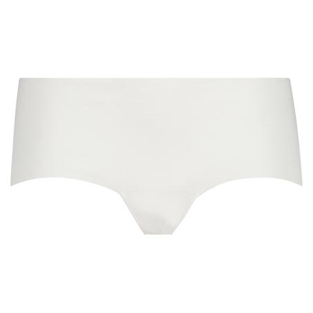 Invisible boxer af bomuld, hvid