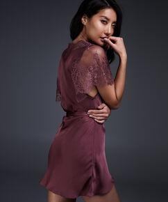 Cap Sleeve kimono, pink