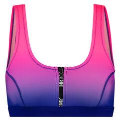 HKMX Neo bikini-croptop, pink