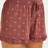 Kort pyjamassæt, pink