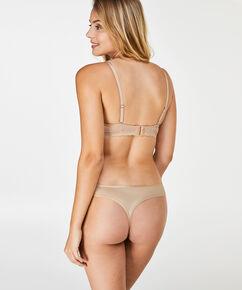 Angie Nude g-streng, tan
