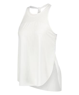 HKMX Tank top loose fit, hvid