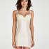Opstrammende kjole i scuba-stof - Level 3, Beige