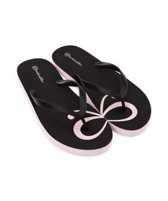 Bow Flip Flop klipklappere, sort