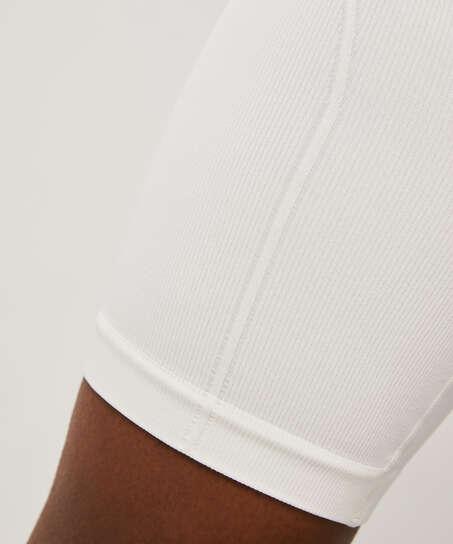 Cycling shorts Bae, hvid