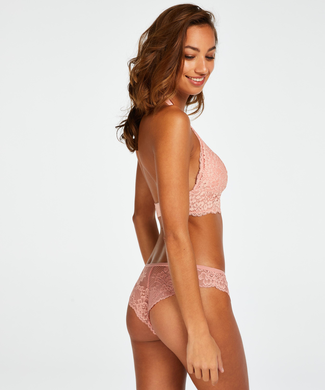 Bianca brasiliansk trusse, pink, main