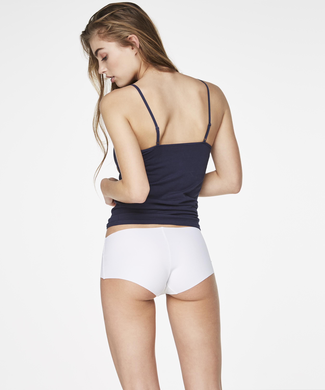 Invisible shorts, hvid, main