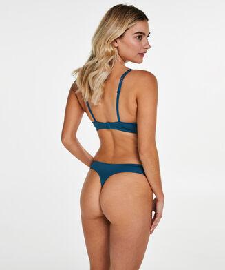 Maya g-streng, blå
