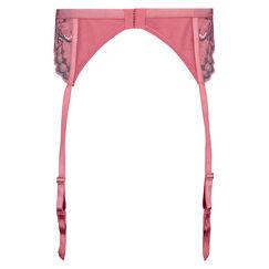 Roberta strømpeholder, pink