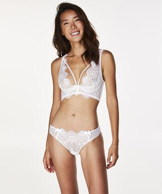 Marilee g-streng, hvid