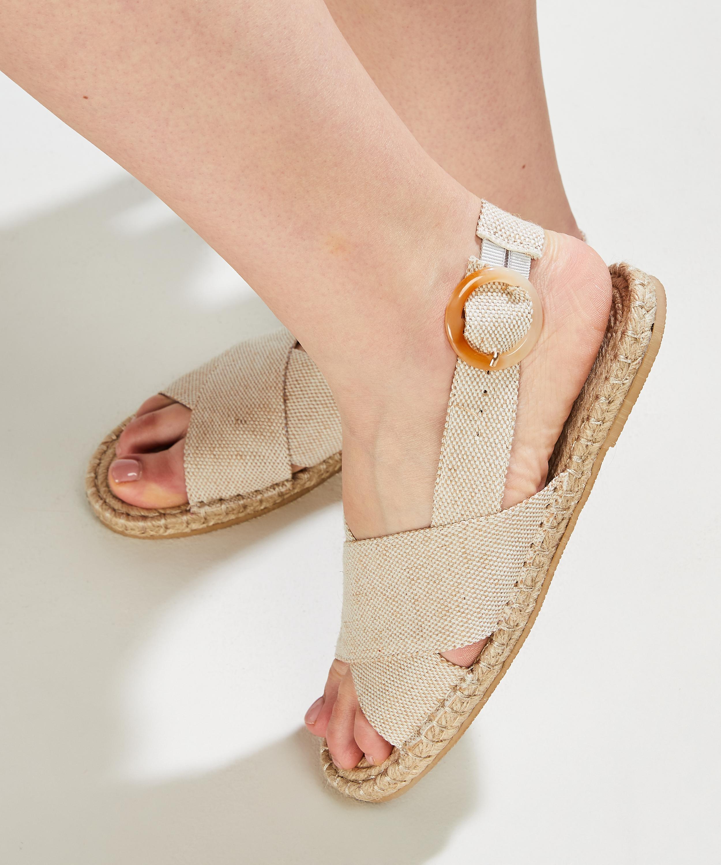 Sandaler I AM, hvid, main