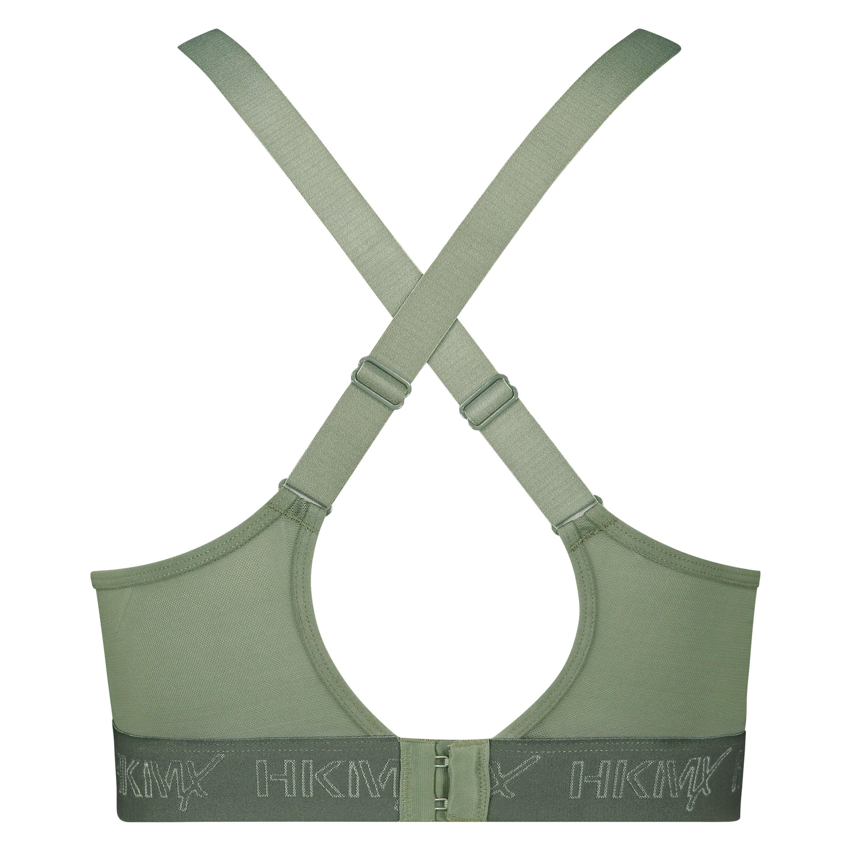 HKMX Sport bh The All Star Level 2, grøn, main
